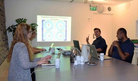 Presentasjon av våre produkter- Protokoll