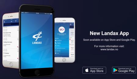 Landax lanserer ny app!