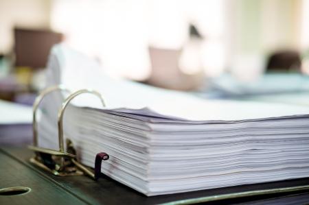 Dokument eller dokumentert informasjon?